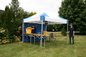 3m x 3m Gazebo | Instant Shelters | Pop Up Tents | OMeara Camping